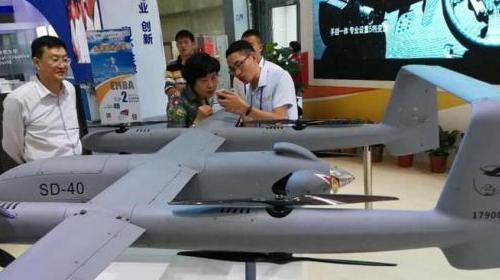 工信部:到2025年民用無人機產值將達1800億元