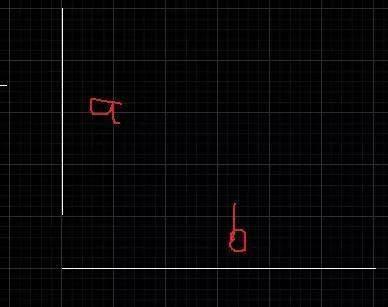 CAD中以不存在的延长线为边界v边界?抛光机cad图例图片
