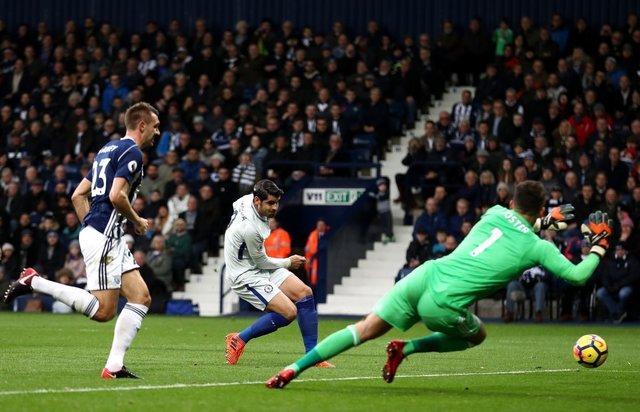 英超-阿紮爾2球莫拉塔傳射 切爾西4-0迎4連勝