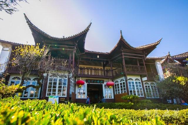 出发600年不衰,合肥国庆有古镇和顺繁荣秘籍自驾游攻略图片
