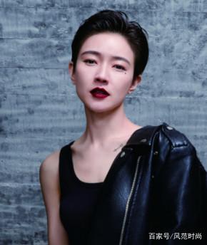 攻气十足的女孩短发,酷帅的眼睛一定喜欢的日本av男优小女生短头发图片
