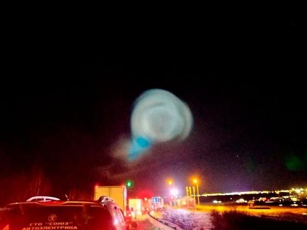 西伯利亞北部出現UFO引發外星人和世界末日討論