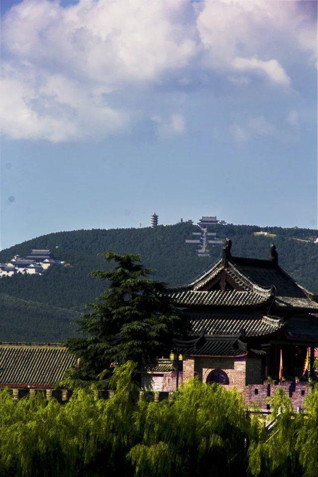 四国丸子,寿州天下美食古都萝卜丝古城图片