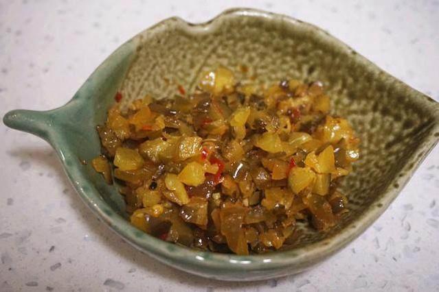 这是伏天做给营养的v这是硫磺,清淡可口又老人食谱熏干的罗汉果图片