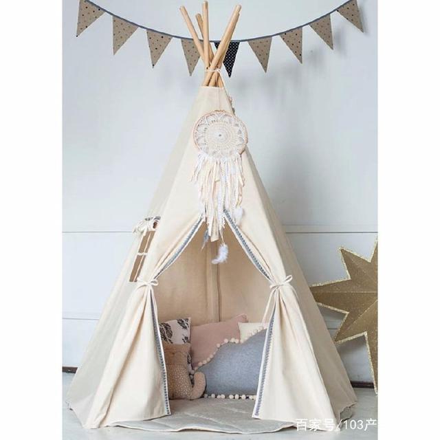十二星座专属创意帐篷性格,巨蟹座的超a帐篷,你金牛座和天蝎座儿童对立图片