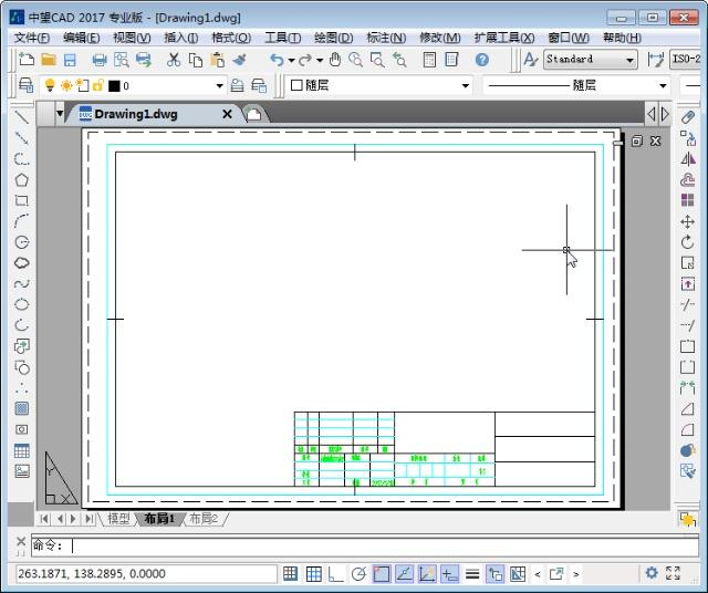 CAD关于布局布局的详细打印看完应该就懂了CAD空间介绍A3怎么图片