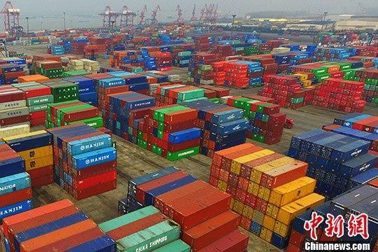 去年中國對澳大利亞進出口9234.1億元 同比增29.1%