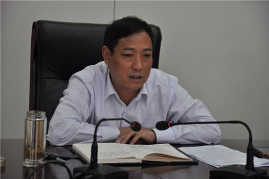 湖北省政府副秘書長賀盛有涉嫌嚴重違紀,接受組織審查