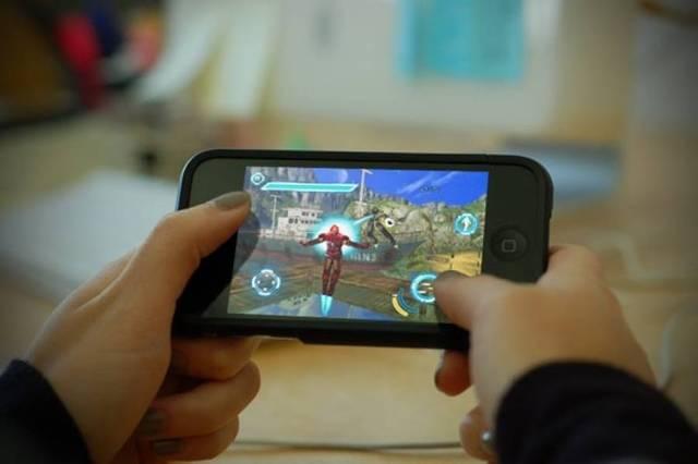 新華社:中國成為全球最大移動遊戲市場