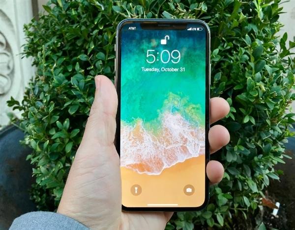 懷念指紋!iPhone X人臉識別被吐槽:解鎖速度太慢