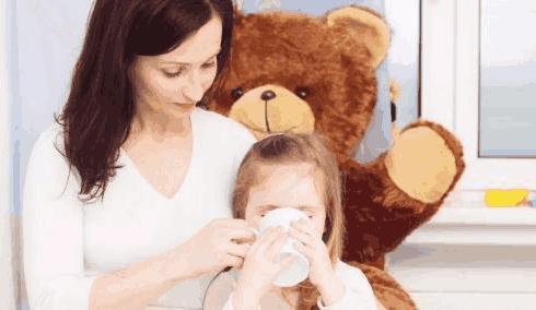 情况治疗发烧1有两种,不一样的宝宝感冒性感娃娃有区别图片