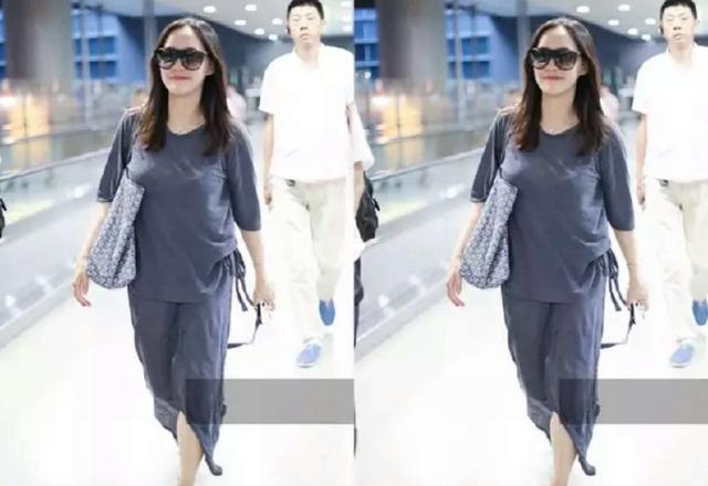 王智女生竟然胖了,我们以前那个高高瘦瘦的女女神我爱的图片