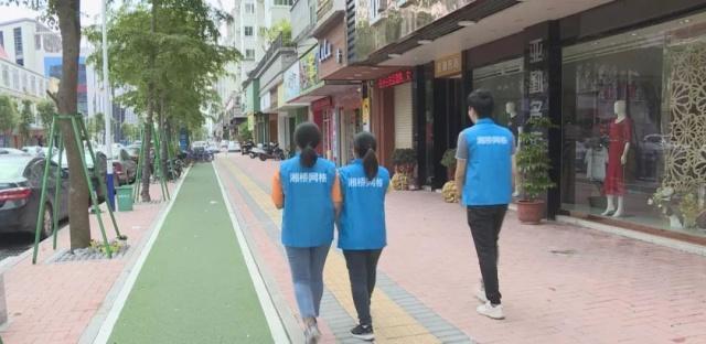 潮州凤新街道永安路人行年级小学被清理,垃圾步道v年级周边六语文总图片
