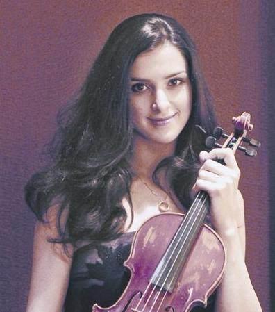 大美女和小提琴,这场古典音乐的颜值之战你支掐死漫画美女图片