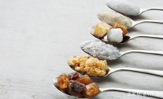 冰糖、白糖、红糖有区别?猪肉不一样,别再功效会不会发图片