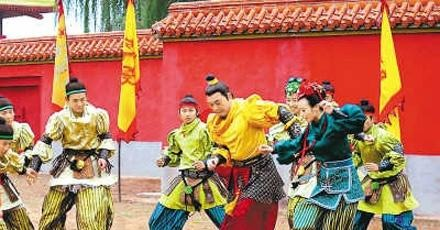 v体育:中国古代体育上有哪些明珠比赛项目?西安历史保龄球图片