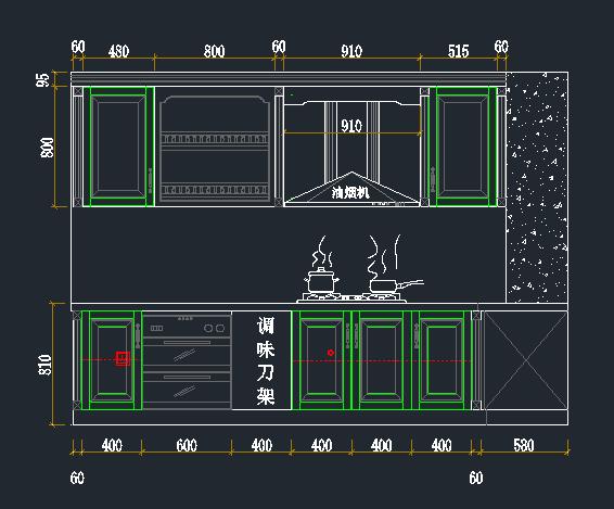 CAD牛模型心整理详细大全快捷键命令如何根据cad等高线地形图梯形建立人精图片