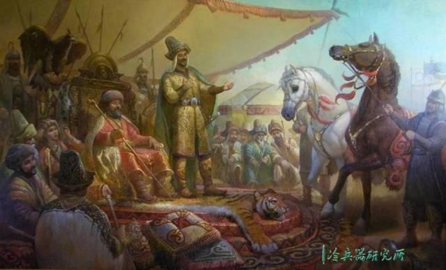 哈薩克-準噶爾戰爭簡史:最後得利的為何是俄羅斯人?