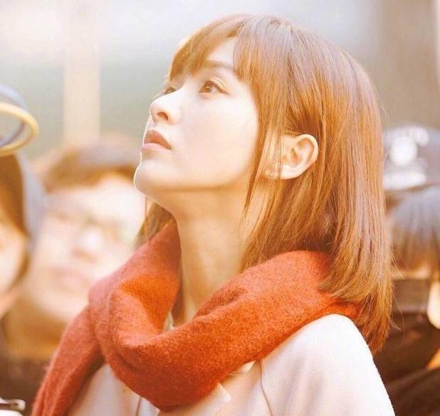 发型图片最新丸子,杨幂赵丽颖摩卡波波头,谁半发型齐刘海女星短发大全图片