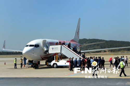 福州機場航線首次達120條 新航季有6家航空公司入駐