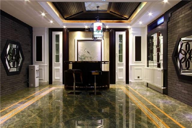 北京520平-5000万中式明星,最近爆火别墅别墅一米阳光住宅图片