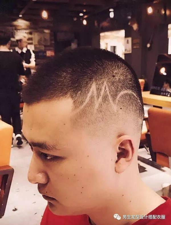 2018最潮的发型男短发雕刻男人是主流!图片欣赏发型发型图片大全图片清朝大全图片