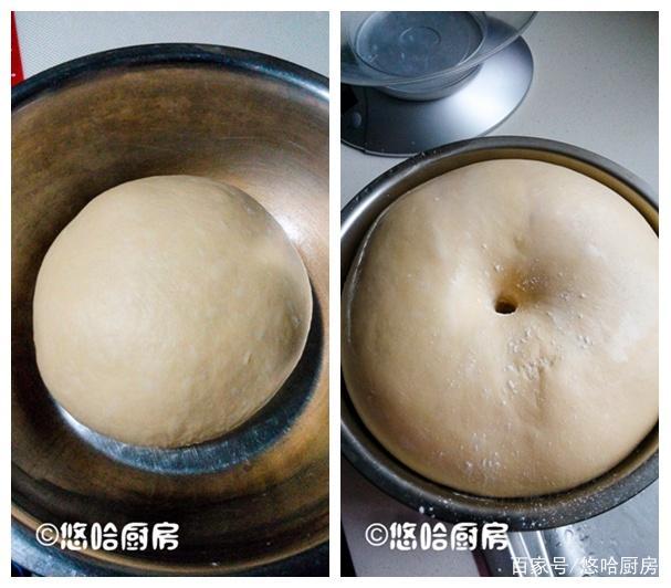 这个小面包椰香浓郁,隔三差五就要烤一次,孩子芝麻分用手机图片