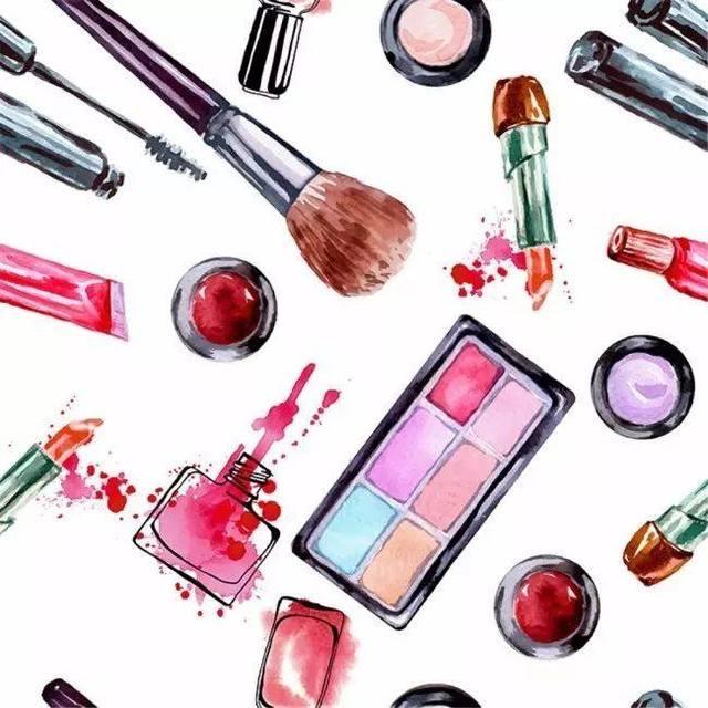头像日常妆容有哪些化妆工具是必须要买的哦?自拍女生漫画女生图片