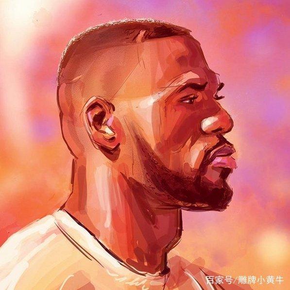 非常有个性的NBA球星漫画,杜兰特a个性十足,最二手日本漫画图片