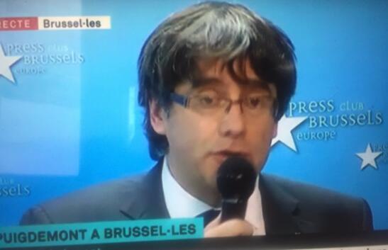 加泰羅尼亞地區前主席:與西班牙政府已無對話可能
