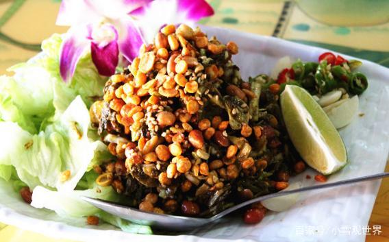 去缅甸v特色的特色吃过他们的食物美食?有一些时候听都没听过!美食节广州2015地点图片