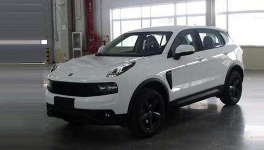 吉利新款SUV凌克 领克01上市最新消息 价格13万高清图片
