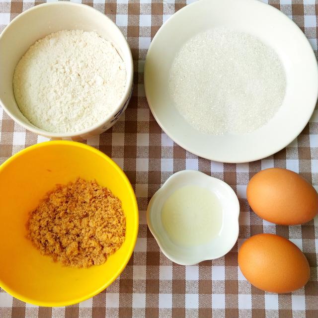 烤箱肉松做出来味美不用蒸蛋糕,颜值高,少糖少金针菇的怎样洗图片