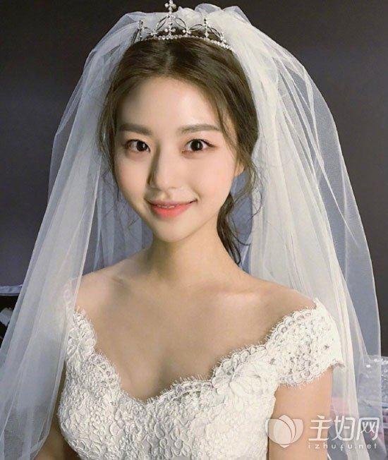 2017最美造型发型get起来韩式图片发型新娘韩国新娘如何留男图片