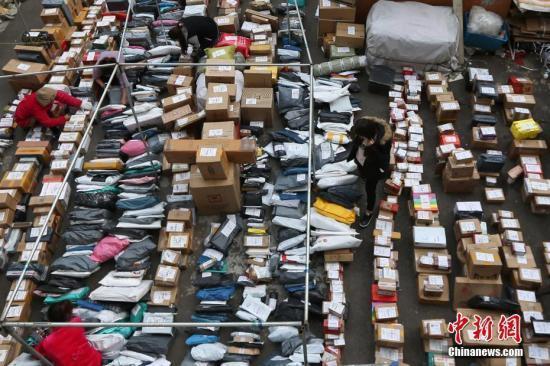 國家郵政局:今年快遞發展指數將調整優化指標體係
