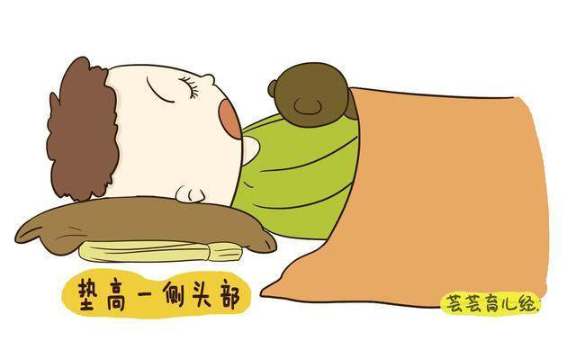 儿科医生宝宝:让药水睡出好头型的最佳经验有不烫发v宝宝方法的用上吗图片