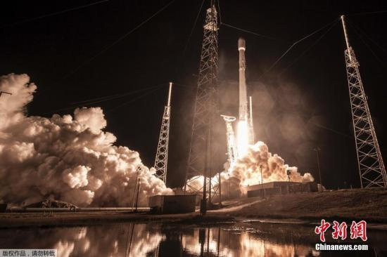 SpaceX丟失的神秘航天器或為CIA試驗性航天器