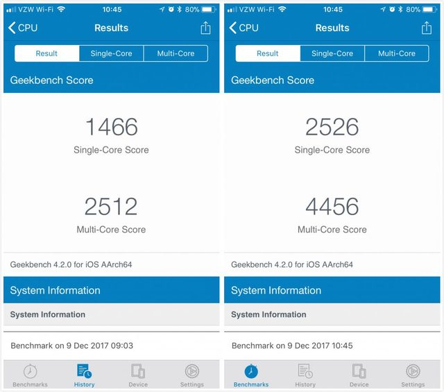 蘋果官方表態了!舊 iPhone 升級係統真會變慢?