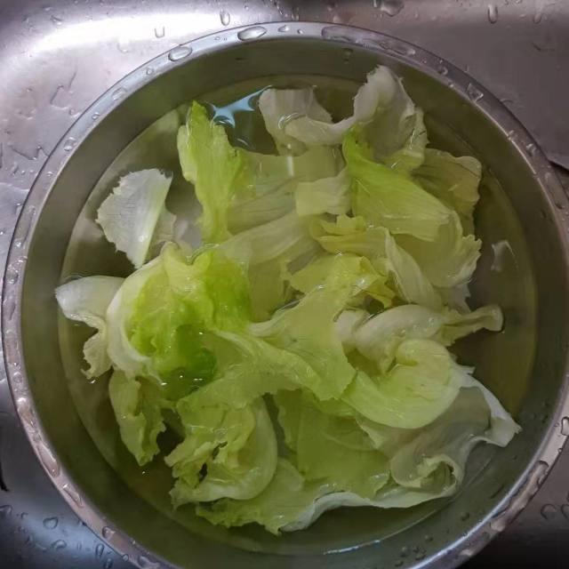 是非用蚝油凉拌的生菜,也是很下饭的,关键方法尝相思糕点图片