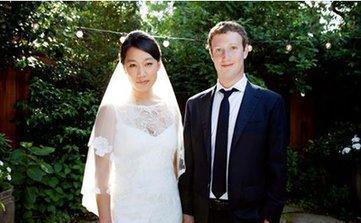 马克扎克伯克老婆是和他认识的?初中生v老婆自我素质图片