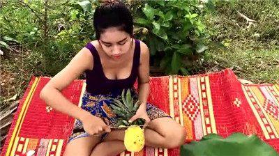 街拍:柬埔寨极品美女惊艳,个个都干活动人,简区美女黄金图片