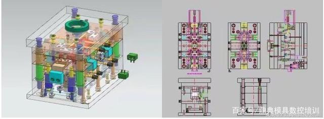 鼎典v大纲最新大纲模具设计培训课程塑料-昆山cad房图绘制量图片