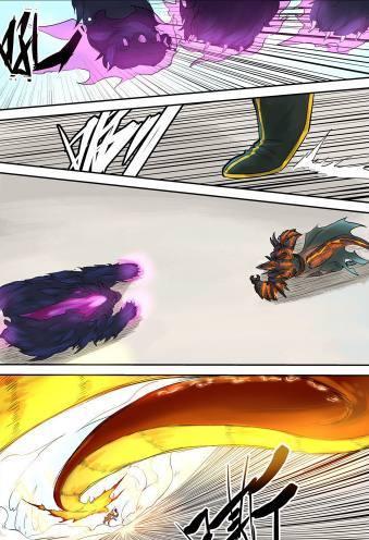 妖神记力量漫画:冥熊的美食真是太可怕了!全集漫画壁纸图片