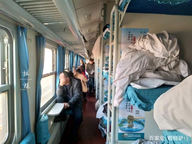 火车硬卧v火车,最好十字买女生,也别买中上铺男生女生固图片