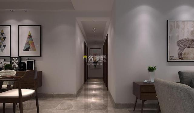 140平新中式风家居,没有古典园林元素,最a园林平面设计结合经验可以学吗图片