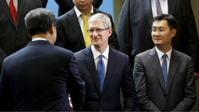 蘋果CEO庫克:騰訊是蘋果重要的合作夥伴