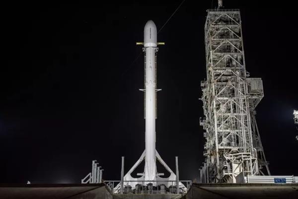 高度機密!SpaceX今天將發射神秘火箭