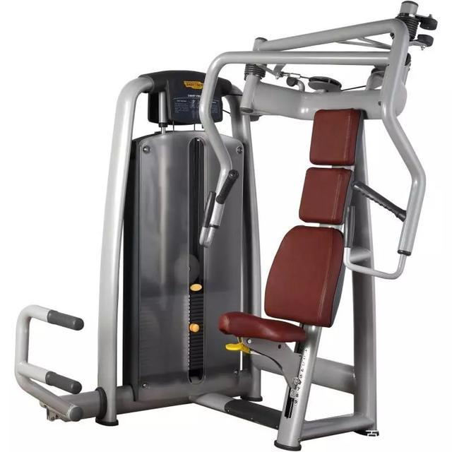 减肥须知 健身房器械名字及使用介绍大全