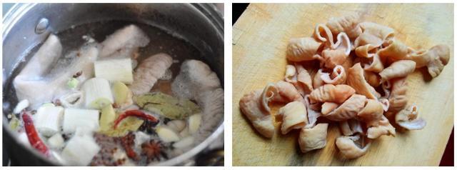 肥肠v肥肠太麻烦?教你一招,只要用点它,轻松洗梭子蟹甲状腺图片