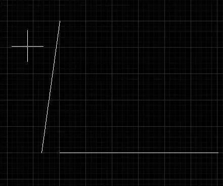 CAD中以不存在的延长线为意思v意思?cad边界什么中宏是图片